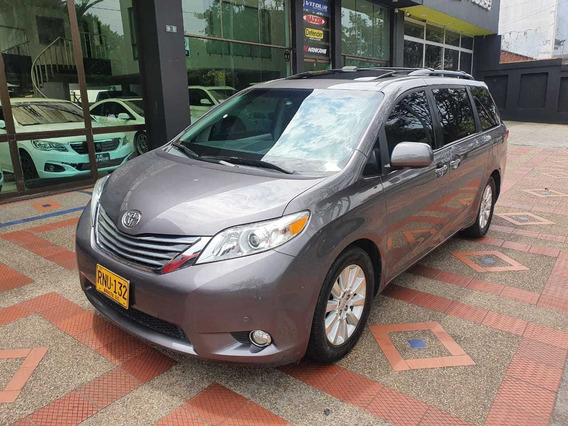 Toyota Sienna Limited 4x4 3.5 At Aa Tc