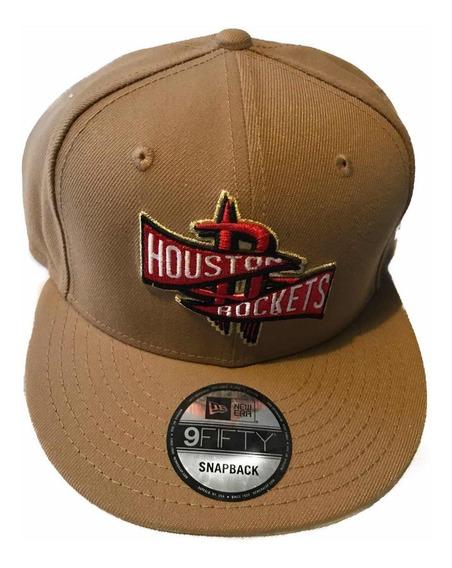 Gorra Snapback New Era Rockets De Houston Swag Side Hip Hop