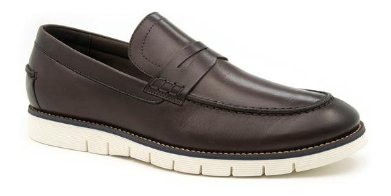 Zapato Life Marrón - Cuero Genuino - Ferricelli.