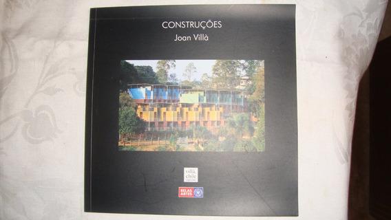 Construções - Juan Villà Belas Artes 6ª Bienal Sp *lb