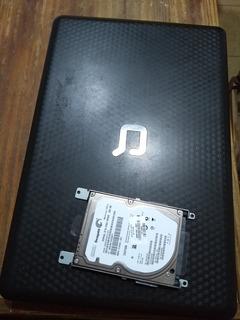 Notebook Compaq Rota Con Cargador Que Anda