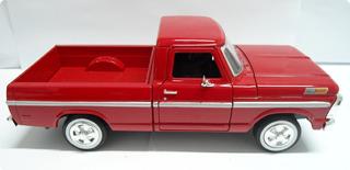Ford Pick-up Miniatura 1:24 F100 1969