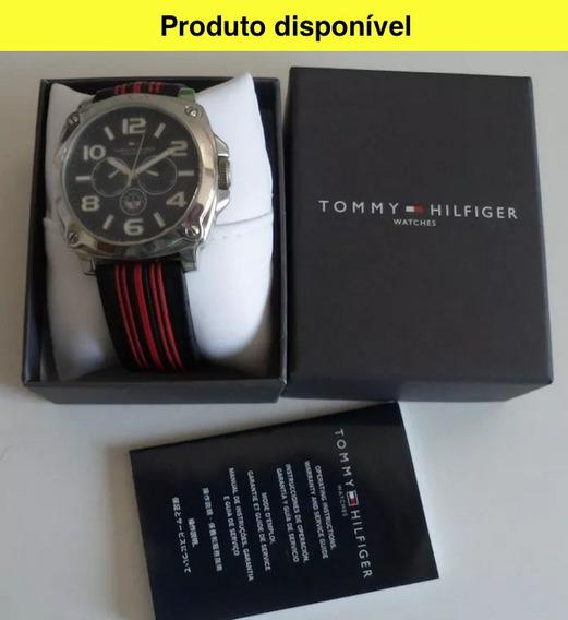 Relógio Tommy Hilfiger Original California Único A Venda