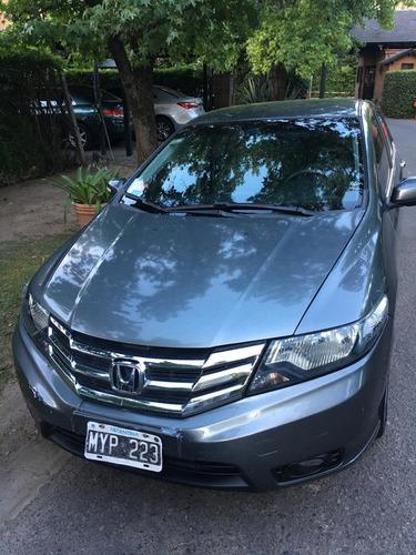 Honda City 1.5 Ex-l At 120cv