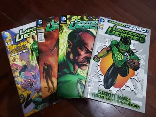 Hq Lanterna Verde Os Novos 52 0 A 26 (ler Descrição)