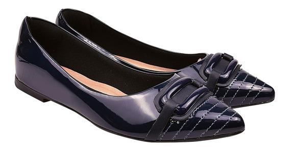 Sapatilha Sapato Feminina Chiquiteira Chiqui/5417309