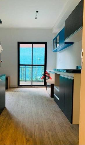 Apartamento Com 1 Dormitório À Venda, 26 M² Por R$ 240.000,00 - Centro - São Paulo/sp - Ap42444
