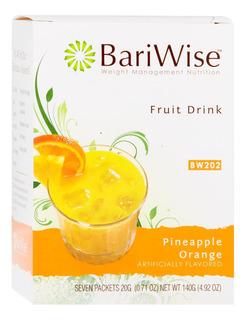 Bariwise High Protein Polvo Bebida De Fruta (15 G De Proteín