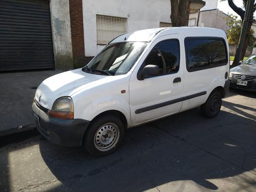 Imagen 1 de 10 de Renault Kangoo Gnc