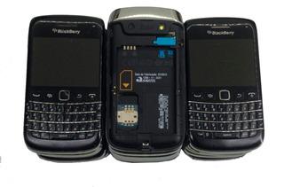 Lote C/ 56 Un. Blackberry Varios Modelos No Estado