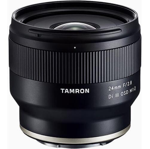 Lente Tamron 24mm F/2.8 Di Iii Osd M 1:2 Sony E-mount Com Nf