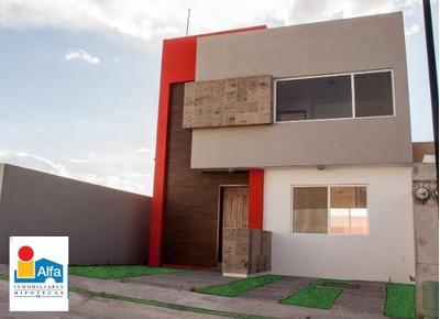 Casa En Venta Nueva En Frac. Villas Universidad Zacatecas