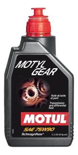 Aceite Motul Transmision Diferencial Motylgear 75w90 1lt