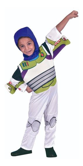 Disfraz De Buzz Lightyear Con Licencia Disney Original