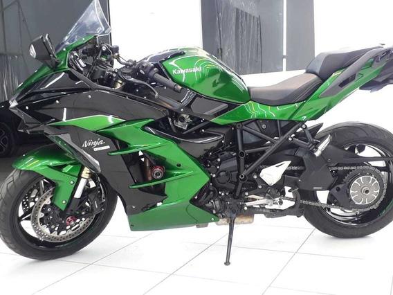 Kawasaki Ninja H2 Sx 1000cc