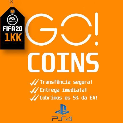 1kk Fifa Coins Ps4 - Ultimate Team - Envio Imediato