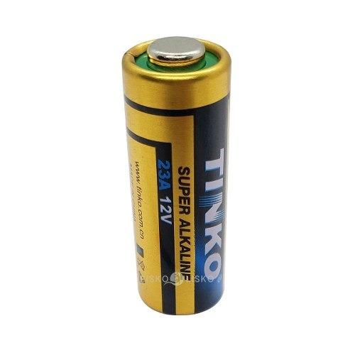 Kit C/ 100 Baterias / Pilhas Alcalina 12v A23 P/ Portão