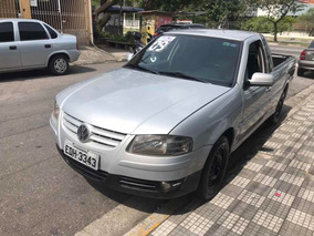 Volkswagen Saveiro 1.6 Total Flex 2p 2009