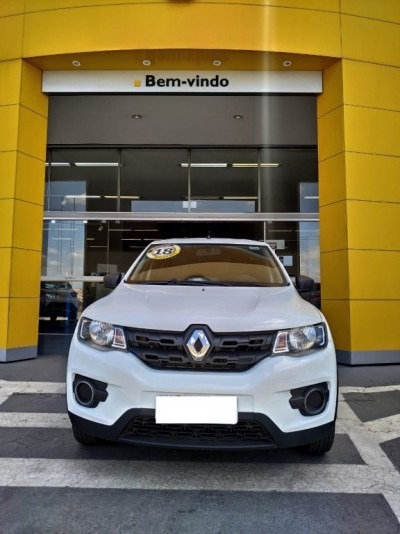 Renault Kwid Life 1.0 Sce Flex 2018 Oportunidade