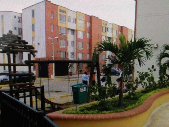 Venta De Apartamento En El Caney, Cali. 482-10