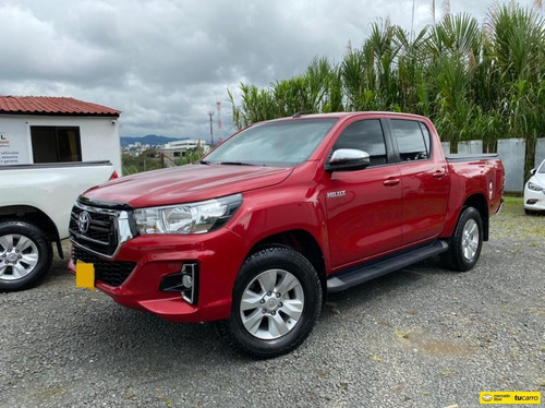 Toyota Hilux 2.8 Diesel Automatica 4x4