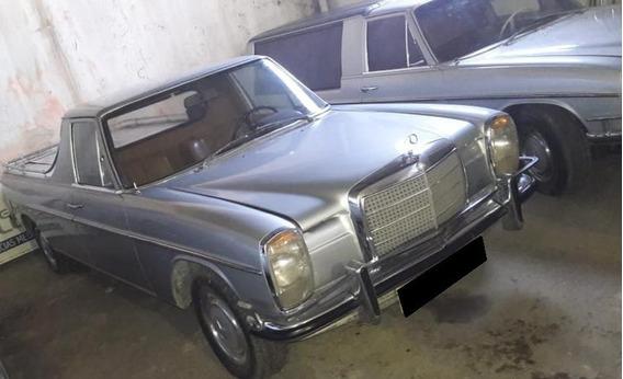 Mercedes Benz 250 Coche Funebre 1975 (yunta X 2)
