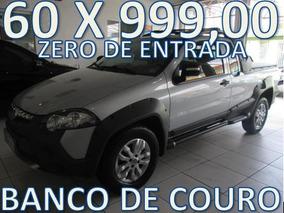 Fiat Strada Adventure Ce Zero De Entrada + 60 X 999,00 Fixas