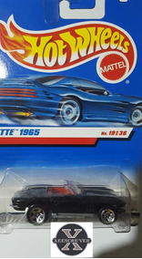 Chevy Corvette Conversível 1965 First Edition Hotwheels