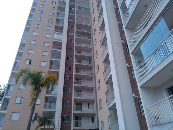 Apartamento 3 Dorm Taboão Da Serra - Novo/nunca Habitado - Av0188