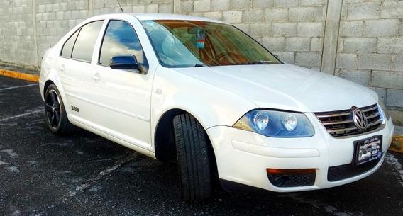 Volkswagen Jetta Clásico 2.0 Gl Black Ed R17 Mt 2012 Piel