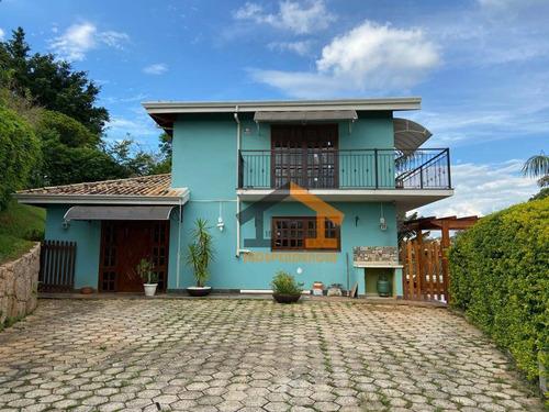 Chácara Com 3 Dormitórios À Venda, 1400 M² Por R$ 890.000,00 - Jardim Leonor - Itatiba/sp - Ch0139