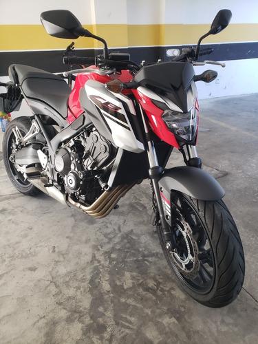Moto Honda Cb650f