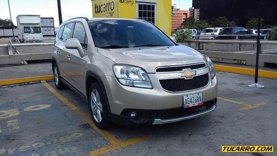 Chevrolet Orlando Secuecial