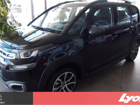 Citroën C3 Aircross Shine Negro 0 Km Camioneta Caja Manual