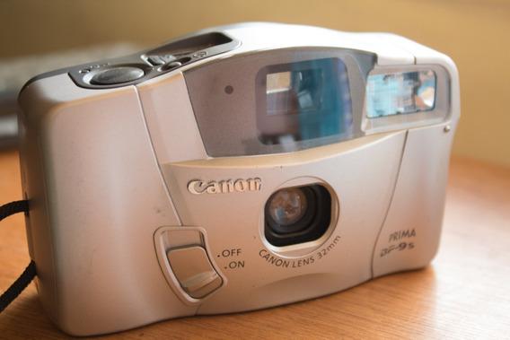 Câmera Analógica Canon Prima