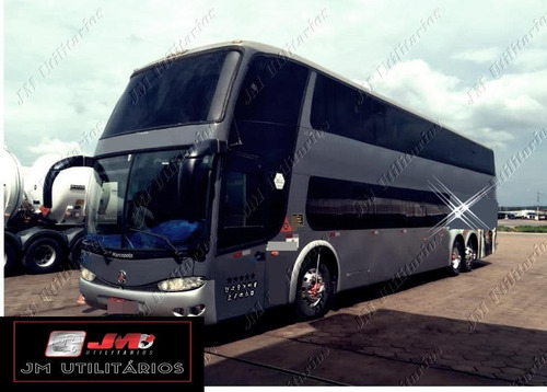 Imagem 1 de 8 de Paradiso Dd 1800 G6 Ano 2009 Scania K380 54 Lug Jm Cod.45