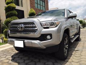 Espectacular Camioneta Toyota Tacoma Sport 4x4 2016