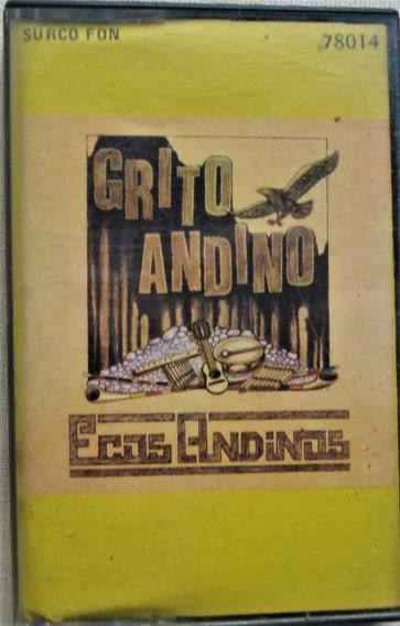 Grito Andino Ecos Andinos Casette