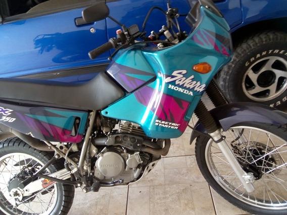 Honda Moto Sahara 96