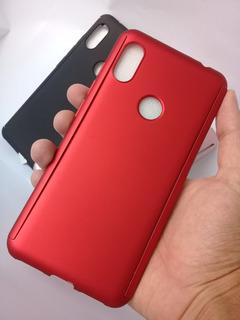 Xiaomi Forro 360 + Vidrio Templado Redmi Note 6 7 S2 Mi 9 Se