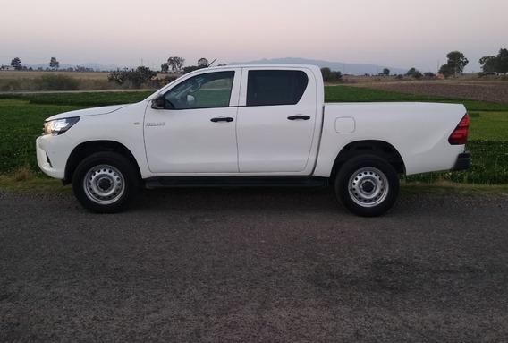 Toyota Hilux Cabina Doble 2019