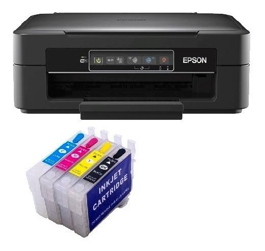 Impressora Epson Xp241 Desbloqueada + Cartucho Recarregavel
