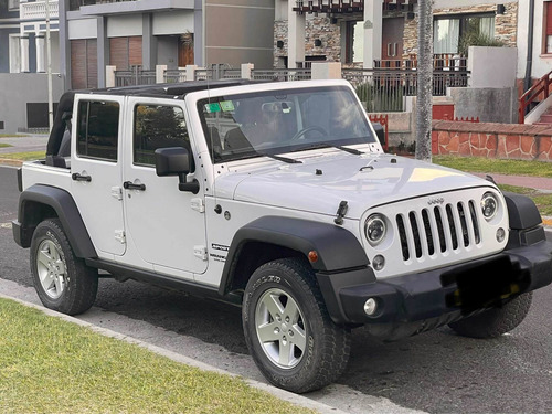 Jeep Wrangler 3.6 Unlimited 284hp Mtx 2015