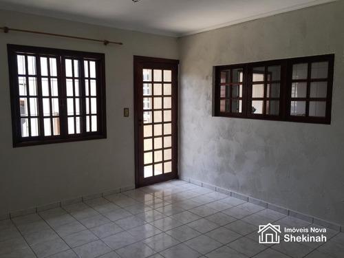 Sobrado - Jardim Monte Azul - Ref: 23241 - L-23241