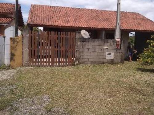 Imagem 1 de 12 de Casa No Litoral Com 2 Dormitórios Em Itanhaém/sp 6705pc