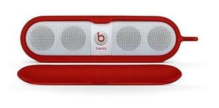 Beats Sleeve Para Pill Speaker Portátil (rojo)