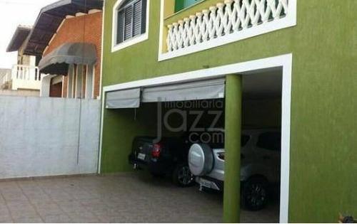 Casa Residencial À Venda, Jardim Myrian Moreira Da Costa, Campinas. - Ca3224
