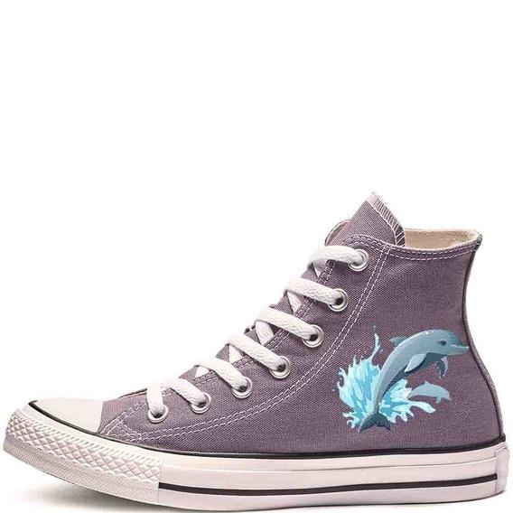 Zapatos Delfin Bonitos Decorados Hermosos Envio Gratis 002