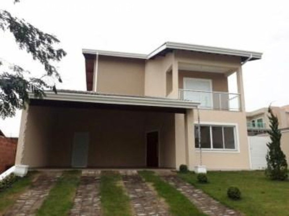 Amplo Sobrado Em Atibaia, Terras De Atibaia 3 Dormitórios Sendo 1 Suite - Ca00618 - 34501178
