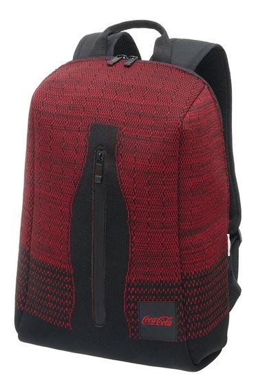Mochila Costas G Coca Cola Knit Trend Pacific 7843804